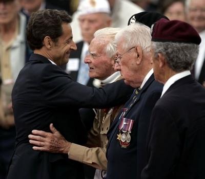 Zane and Sarkozy